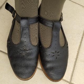 エミリーテンプルキュート(Emily Temple cute)のエミリーテンプルキュート フラットシューズ 24㎝(ローファー/革靴)