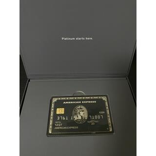 CENTURION - 【廉価版】 アメックス Amex センチュリオンカード メタルレプリカ