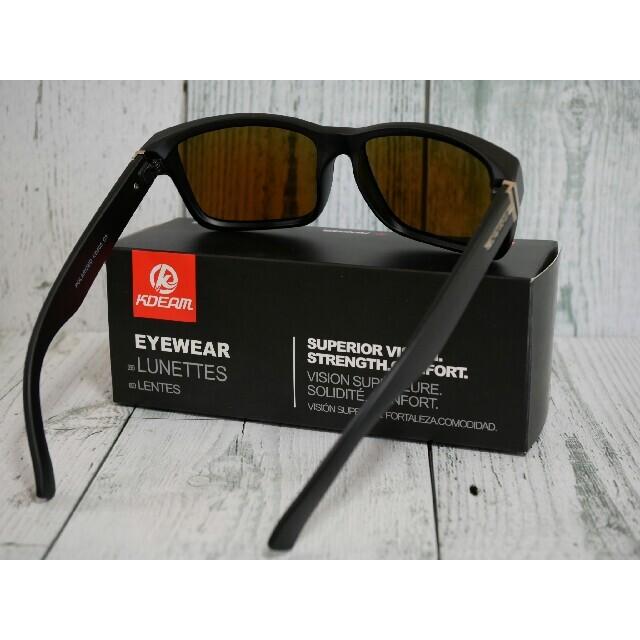 偏光サングラス スカイブルー ミラーレンズ オークリー・タレックス好に 釣り メンズのファッション小物(サングラス/メガネ)の商品写真