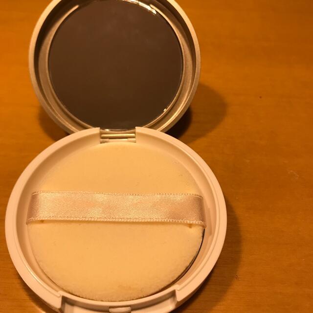 CANMAKE(キャンメイク)のセザンヌ UVシルクフェイスパウダー 01 コスメ/美容のベースメイク/化粧品(フェイスパウダー)の商品写真