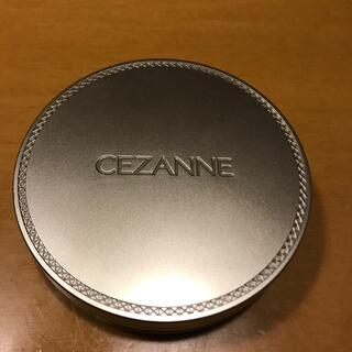 CANMAKE - セザンヌ UVシルクフェイスパウダー 01