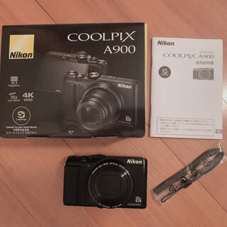 ♦美品♦ Nikon COOLPIX A900