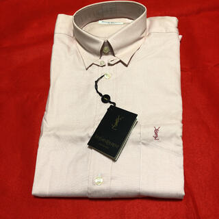 Saint Laurent - 新品サンローランドレスシャツ