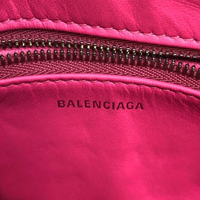 Balenciaga(バレンシアガ)のバレンシアガ 527272 トライアングル XS チェーンバッグ レディースのバッグ(ハンドバッグ)の商品写真