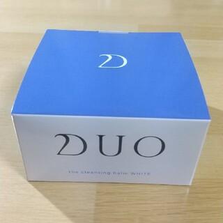 『DUO』ザ クレンジングバームホワイト 90g