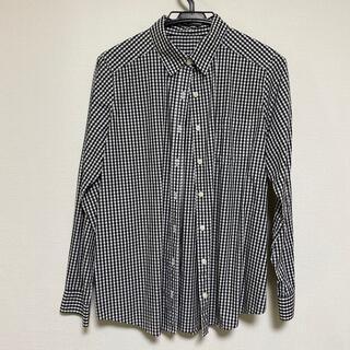 NATURAL BEAUTY BASIC - ギンガムチェックシャツ