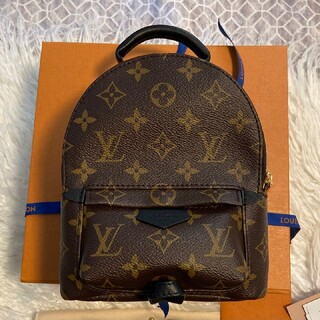 LOUIS VUITTON - 人気の ルイヴィトン リュック