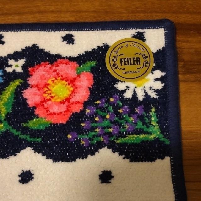 FEILER(フェイラー)のフェイラーハンカチ 新品 レディースのファッション小物(ハンカチ)の商品写真