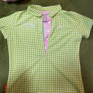 ルコックスポルティフ(le coq sportif)のルコックポロシャツ。(ポロシャツ)