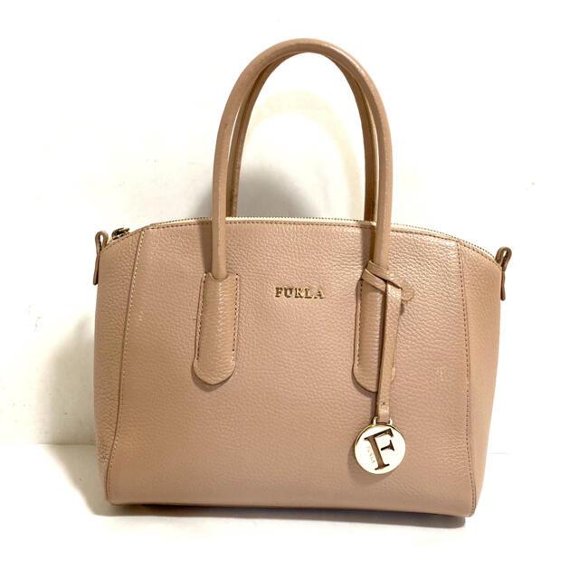 Furla(フルラ)のかすみ様専用【正規品】美品✨FURLA フルラ ハンドバッグ レディースのバッグ(ハンドバッグ)の商品写真