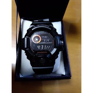 カシオ(CASIO)の【値下中!新品】G-SHOCK RANGEMAN【GW‐9400BJ‐1JF】(腕時計(デジタル))