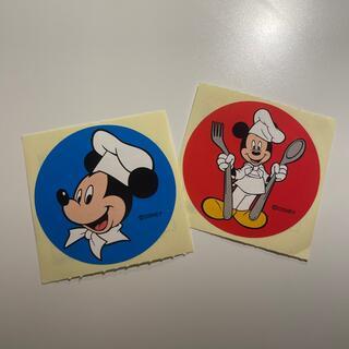 Disney - ミッキー ステッカー