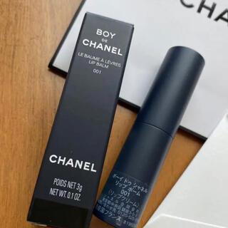 CHANEL - 新品 CHANEL  ボーイ ドゥ シャネル リップ ボーム リップ 新品未使用