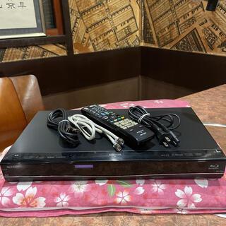 SHARP - SHARP BDS550 12倍録 2番組W録 500GB 外付HDD フル装備