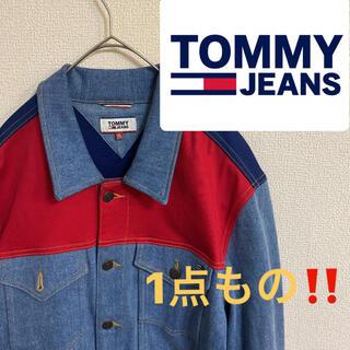 トミー(TOMMY)のtommy デニムジャケット(Gジャン/デニムジャケット)