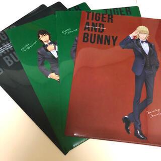 TIGER & BUNNY ローソンコラボ クリアファイル5枚セット(クリアファイル)