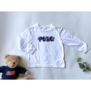 POLO RALPH LAUREN - ◇ラルフローレン◇長袖◇Tシャツ◇ポロベア◇80◇男の子◇ラルフ◇白