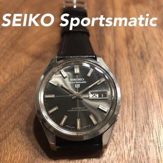 SEIKO - 【SEIKO】スポーツマチック 60年代 アンティーク