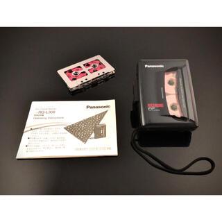 Panasonic - カセットプレーヤー Panasonic RQ-L308 「 完動品」