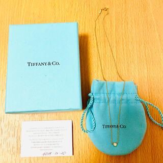 Tiffany & Co. - ティファニー ダイヤモンドネックレス