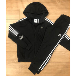 adidas - adidas★パーカー パンツ 上下セット