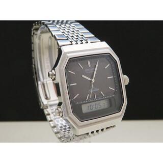 セイコー(SEIKO)のSEIKO Silver Wave デジアナ腕時計 H449 ハイブリッド (腕時計(アナログ))