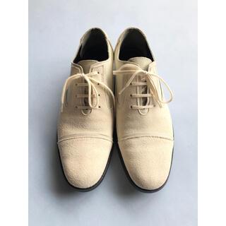 コムデギャルソン(COMME des GARCONS)のコムデギャルソン レースアップシューズ 24cm(ローファー/革靴)