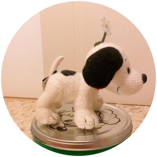 SNOOPY(スヌーピー)のスヌーピー  ミュージアム  初期ぬいぐるみ エンタメ/ホビーのおもちゃ/ぬいぐるみ(ぬいぐるみ)の商品写真