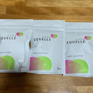 大塚製薬 - EQUELLE エクエル 大塚製薬 エクエル パウチ120粒30日分 3袋