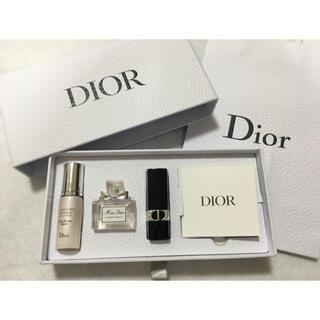 Dior - 【新品未使用】Dior バースデーギフト ノベルティ セット