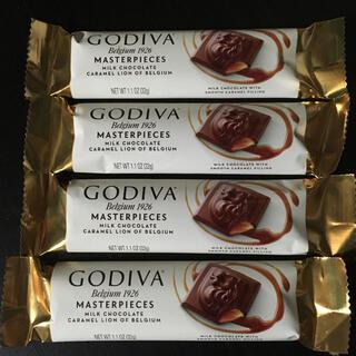 ゴディバ マスターピースチョコレートバー