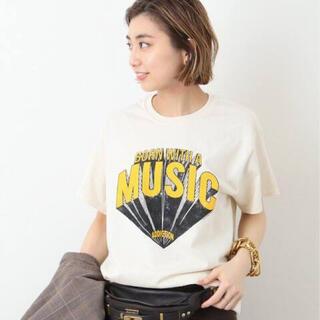 DEUXIEME CLASSE - 新品☆ 【NEWTONE / ニュートーン】 MUSIC Tシャツ