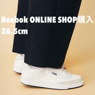 Reebok - Reebok CLUB C 85 1LDK 26.5