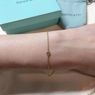 Tiffany & Co. - ★ほぼ未使用★TIFFANY ティファニー バイザヤード ブレス 0.08ct