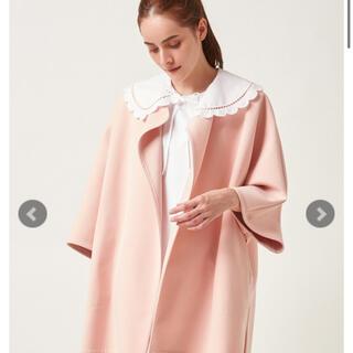 Drawer - yori スプリングカラージャケット ピンク