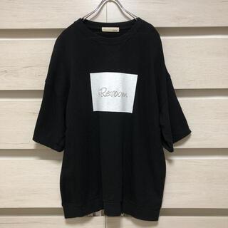 reroom リルーム 厚手 Tシャツ