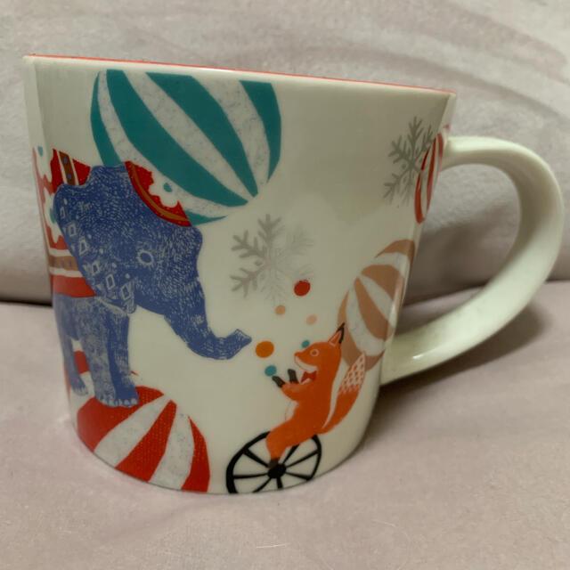 Starbucks Coffee(スターバックスコーヒー)の2017年 スターバックス台湾限定 マグカップ インテリア/住まい/日用品のキッチン/食器(グラス/カップ)の商品写真