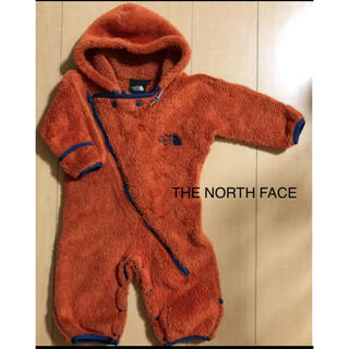 THE NORTH FACE - THE NORTH FACE ボアロンパース ジャンプスーツ