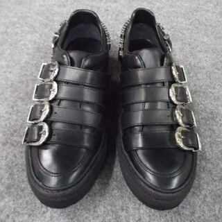 TOGA - TOGAトーガ  4Metal sneaker Black/37