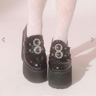 バブルス(Bubbles)のbubbles 厚底 ❤︎ 36(22.5〜23cm)(ローファー/革靴)