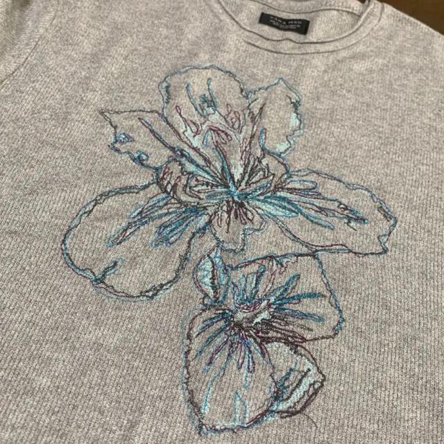 ZARA(ザラ)のTシャツ メンズ ZARA メンズのトップス(Tシャツ/カットソー(半袖/袖なし))の商品写真