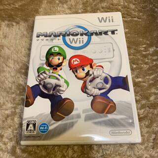Wii - マリオカート  wii