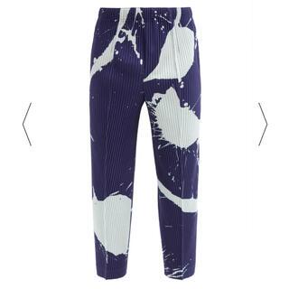イッセイミヤケ(ISSEY MIYAKE)のHOMME PLISSE ISSEY MIYAKE pants オムプリッセ(スラックス)