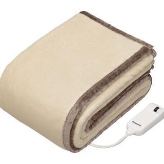 パナソニック(Panasonic)のPanasonic DB-RM3M-C パナソニック電気かけしき毛布 開梱未使用(電気毛布)