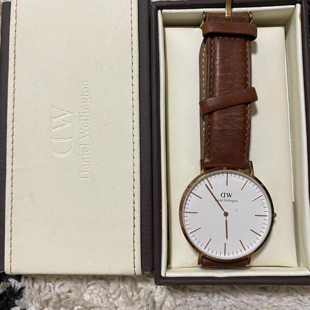 Daniel Wellington(ダニエルウェリントン)のダニエル ウェリントン 時計 レディースのファッション小物(腕時計)の商品写真