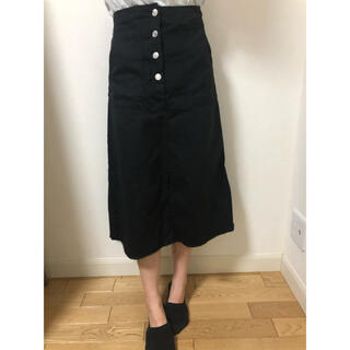 アズノゥアズピンキー(AS KNOW AS PINKY)のスカート(ひざ丈スカート)