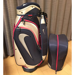 NIKE - 新品未使用 NIKE golf ナイキ キャディバッグゴルフバック BG0278