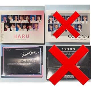 セブンティーン(SEVENTEEN)のSEVENTEEN まとめ売り Blu-ray DVD コンサート(アイドル)