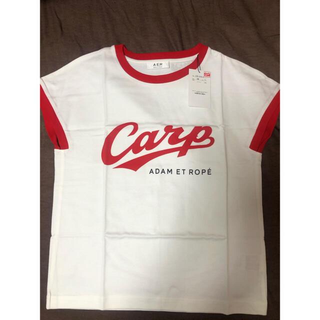 広島東洋カープ(ヒロシマトウヨウカープ)の広島東洋カープ TシャツCARP★カープTシャツ★カープ女子 スポーツ/アウトドアの野球(応援グッズ)の商品写真