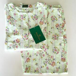 MINTON - MINTON ワコール パジャマ L 日本製